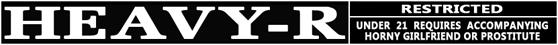 Heavy logo
